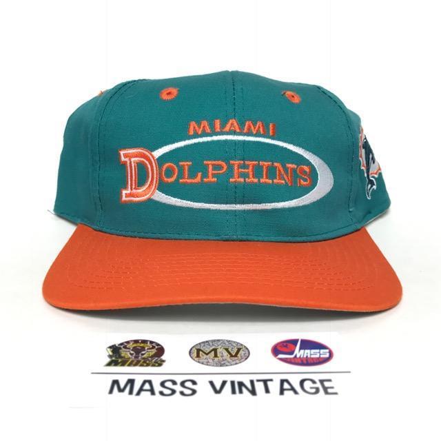 Vintage Maimi Dolphins Snapback - EXPIRED c5d7eb2cd03