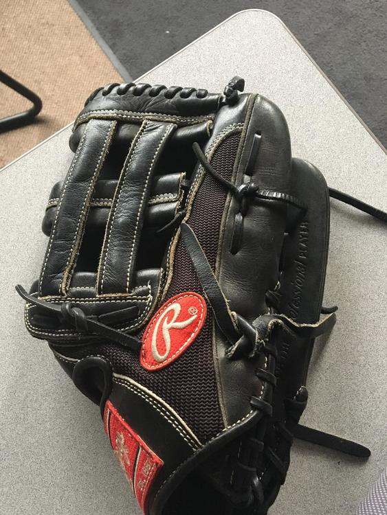 Rawlings Pro302cvdm 12 75 Rht Heart Of The Hide Outfield