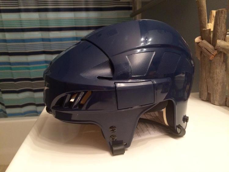 reebok 4k helmet. reebok 4k helmet - navy blue, medium sold 4k