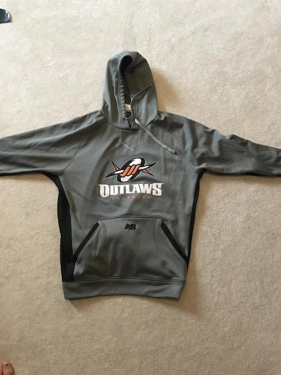 Official Denver outlaws team hoody
