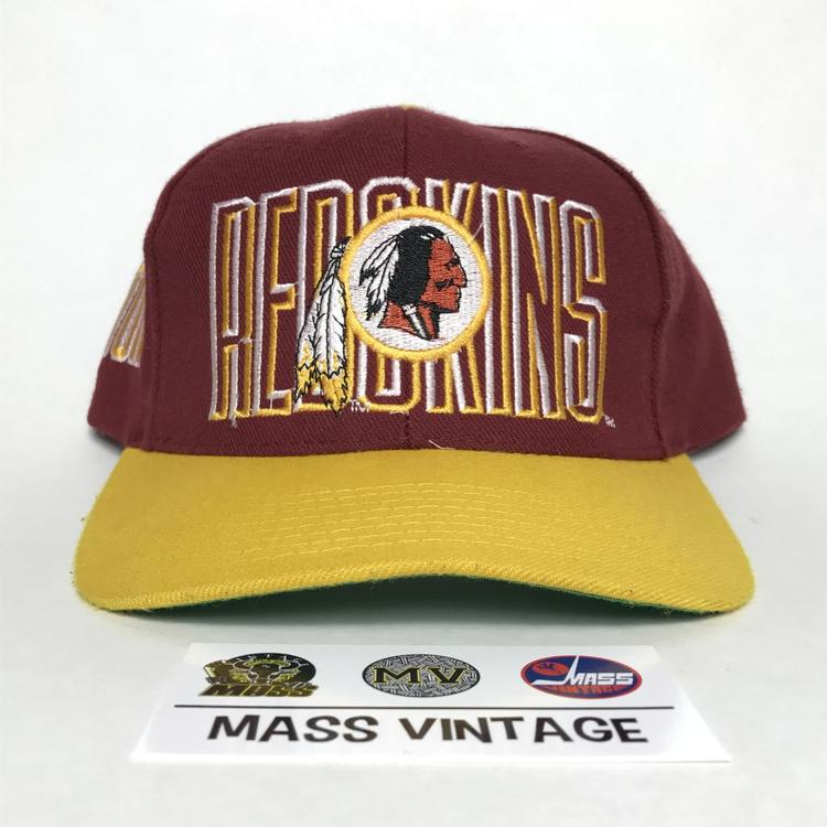 7b5856bc Vintage Washington Redskins Snapback