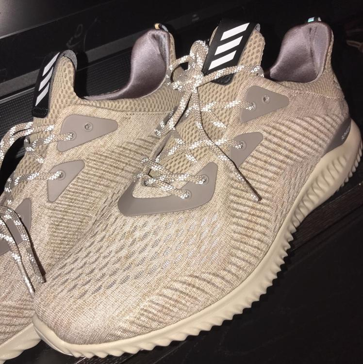 the latest 2d9dc 4021a Adidas Alphabounce khaki 11.5 (worn once)