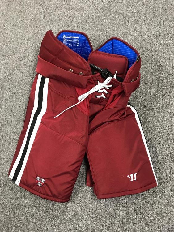 New Harvard Prostock Team Issued Warrior Covert Pants XL NCAA Return