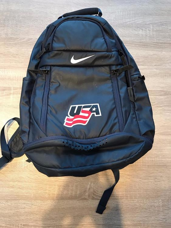 Nike Team USA Hockey Backpack  6aed2bc8c47a5