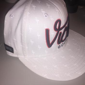 Unworn Vice Golf Flamingo Hat Adjustable - SOLD e647d4ab5f6