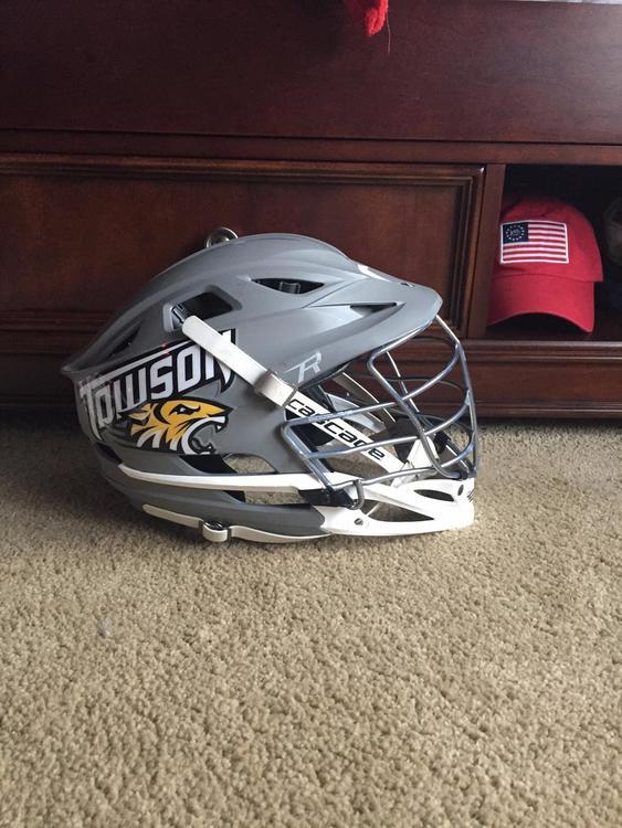 Cascade Towson R Lacrosse Helmets Sidelineswap