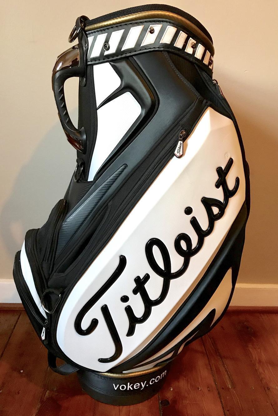 titleist vokey design staff tour bag golf bags. Black Bedroom Furniture Sets. Home Design Ideas