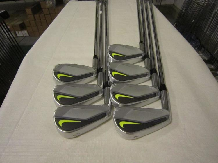08f97aa3f36b Nike Vapor Pro Iron Set - 4-PW - Dynamic Gold R300 Regular Flex Steel - NEW  - LH