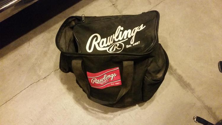 Rawlings Ball Bag Sold
