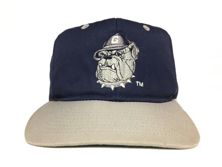 competitive price d3919 211eb ... low price vintage georgetown hoyas snapback hat 9fe05 dc213
