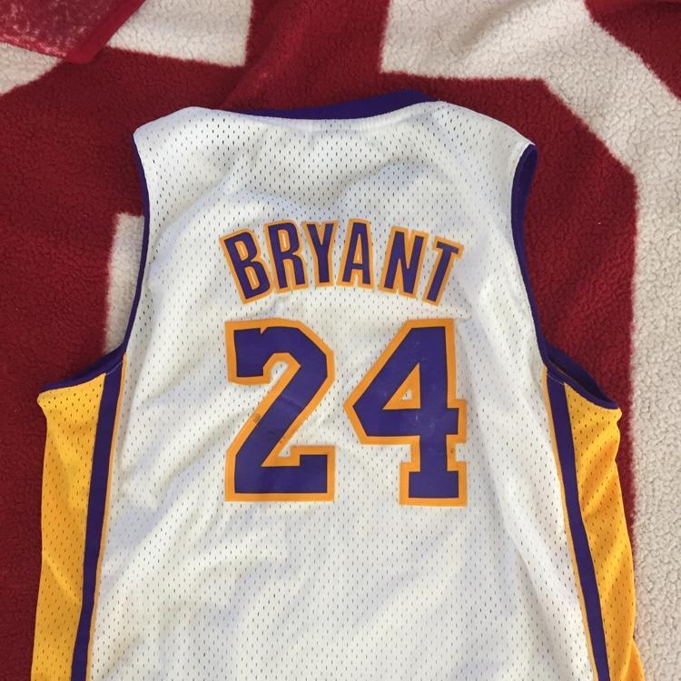 more photos a8569 82764 Adidas Kobe Bryant NBA Authentic Jersey