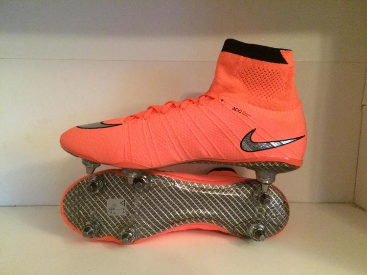 sports shoes 91015 5a53b Nike Mercurial Superfly 4 SG PRO size 10