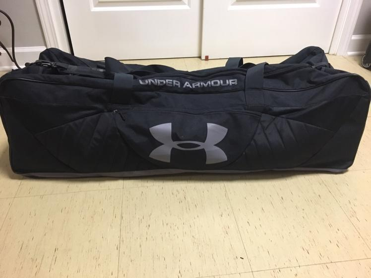 Brand New Under Armour Lacrosse Bag Sold