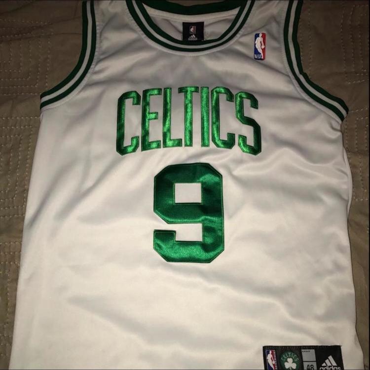 quality design 4979b 965af Vintage Rajon Rondo Celtics Jersey
