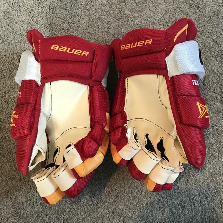 16b016431b4 Bauer Brand New Daniel Pribyl Calgary Flames Retro 1X 14