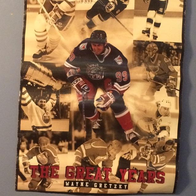 release date 3b5be dda8f Wayne Gretzky Poster