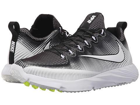 Buy Best Mens Athletic Shoes - Nike Vapor Speed Turf Black/White/Black