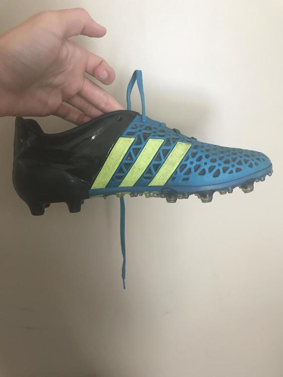 bb98b3e0d58e Adidas Ace 15.1 FG/AG Solar Blue/ Solar Yellow/ Black | SOLD ...