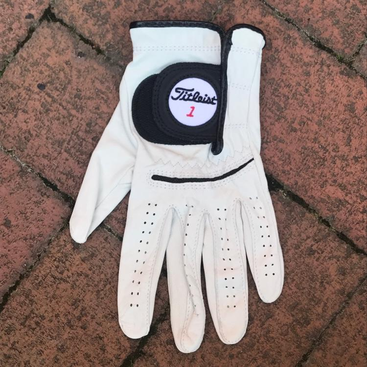 Titleist NEW - Permasoft Men's Large White Left Hand Glove