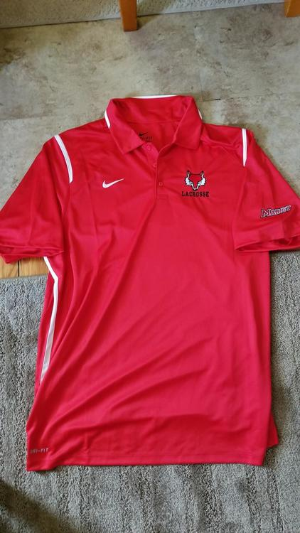 bfe0ba52 Nike Marist College Men's Gameday Polo | SOLD | Lacrosse Apparel ...