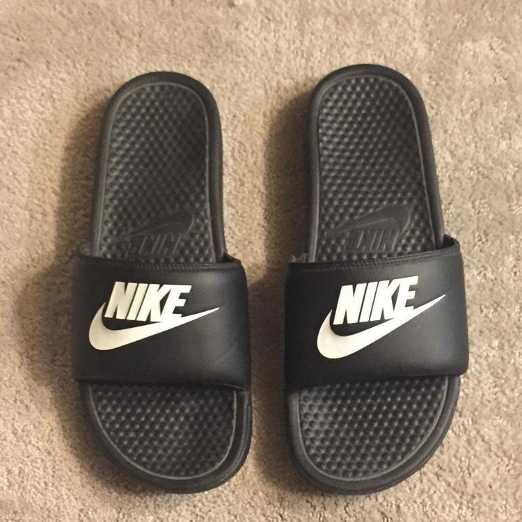 nike slides sold basketball footwear sidelineswap