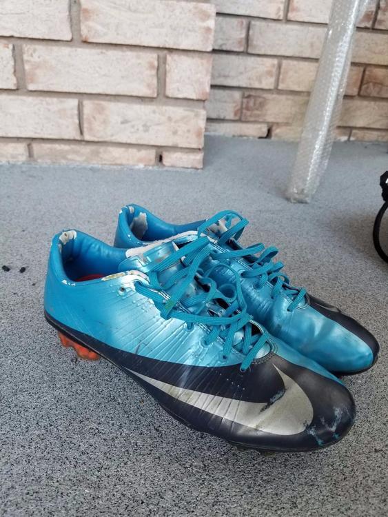 sale retailer 2bf74 bce3e Nike Mercurial Vapor Superfly I orion blue 8.5us