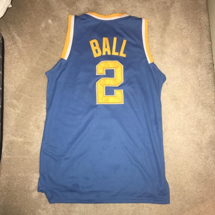 on sale 49e0c cebd6 Lonzo Ball UCLA Jersey *Taking Offers