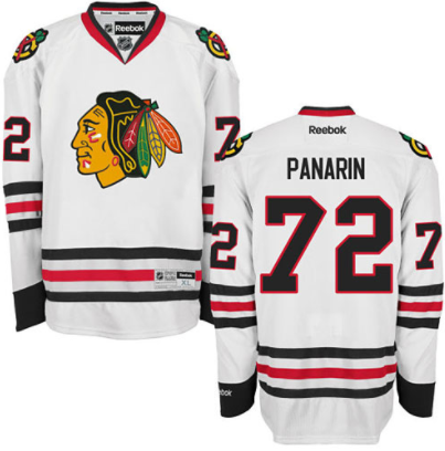 451b708aac2 Reebok Artemi Panarin Blackhawks Jersey | Hockey Apparel, Jerseys ...