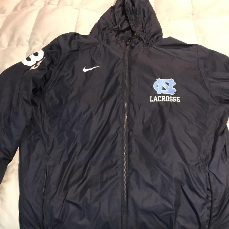 32c1c303d739 Nike UNC Custom team stormfit jacket
