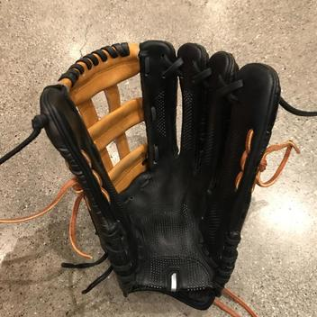 12.75 Nike Vapor 360 baseball glove, web swapped - SOLD