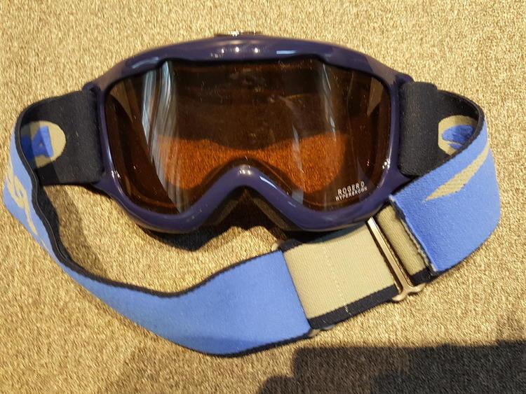 Carrera Jr Race Ski Sold Skiing Goggles Sidelineswap