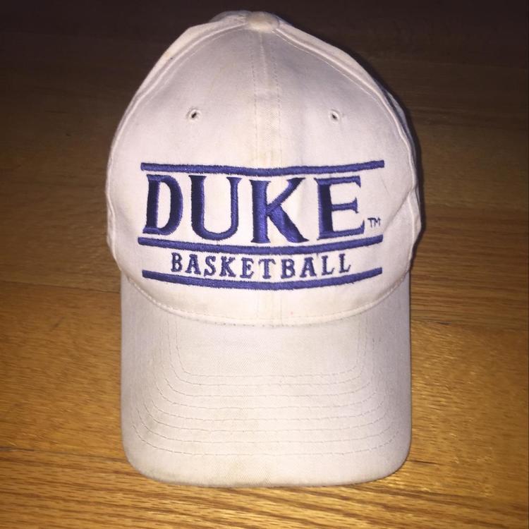 Vintage Duke Basketball Hat - SOLD b82a989fd89