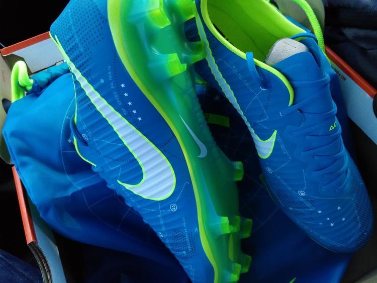 f4c510e05 Nike Mercurial Vapor XI Neymar FG US 10.5