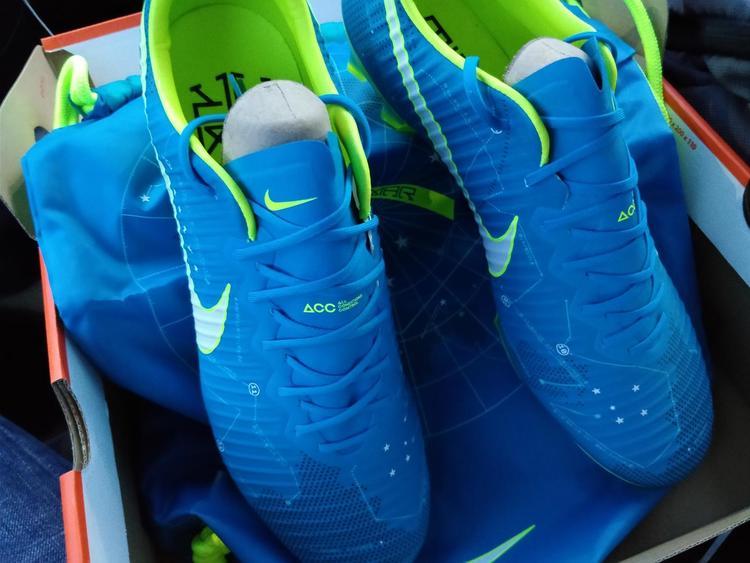 pretty nice e7e40 c8c0a Nike Mercurial Vapor XI Neymar FG US 10.5