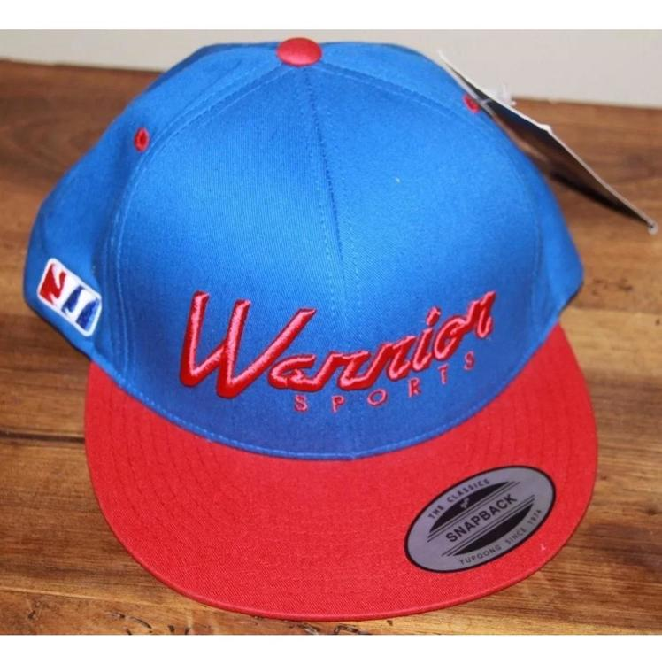 super popular 11c9f c5096 New with tags WARRIOR SPORTS LACROSSE   HOCKEY SNAPBACK HAT CAP Retail  25