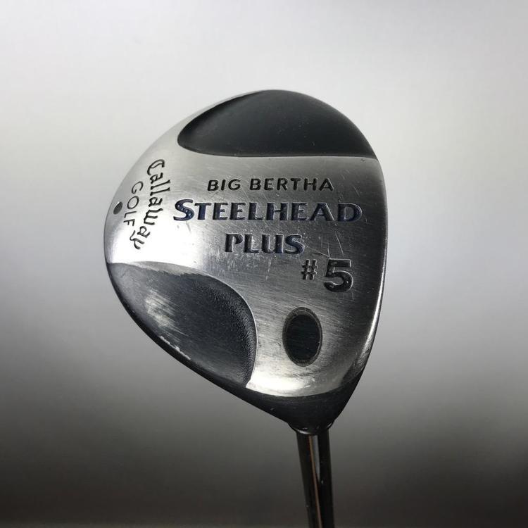 Callaway Big Bertha Steelhead Plus 5 Wood Golf Fairway