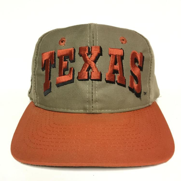Vintage Texas Longhorns Snapback Hat - SOLD b1d78cc7ba45