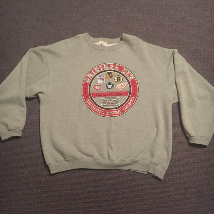 68b6a348b Original Six Sweatshirt