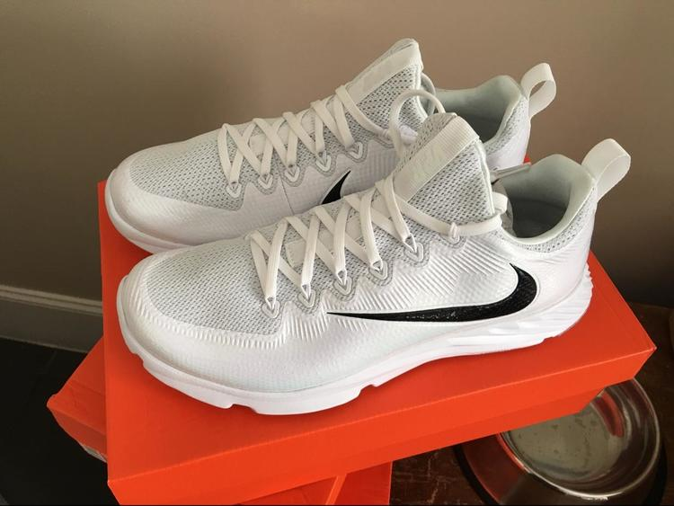 Nike New Vapor Speed Turf Lax Turf Shoes Mens Sz 9 5