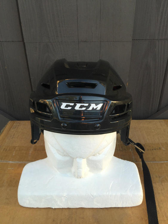 Ccm Resistance Pro Stock Helmet Black Nhl Return Sold