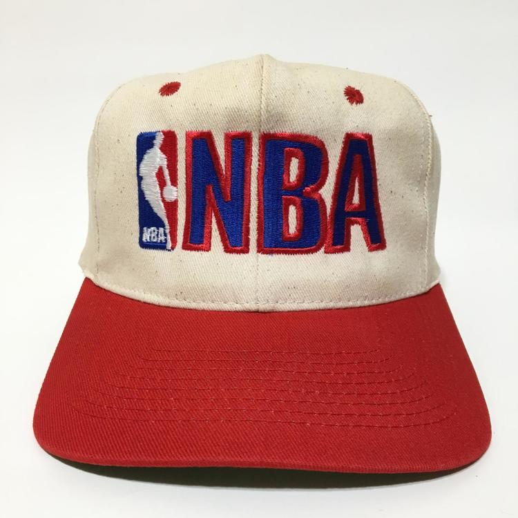 Vintage NBA Plain Logo Snapback Hat - SOLD 812cdb8a1c1