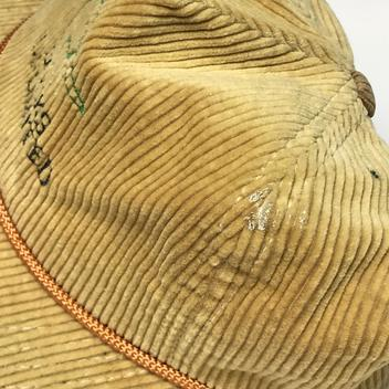 40e77729df7 VTG Ducks Unlimited Corduroy Snapback - SOLD