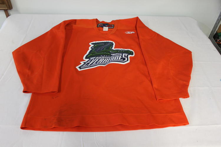 692d5a877 Florida EverBlades team issued practice Jersey size 56 Pro stock return.  Related Items