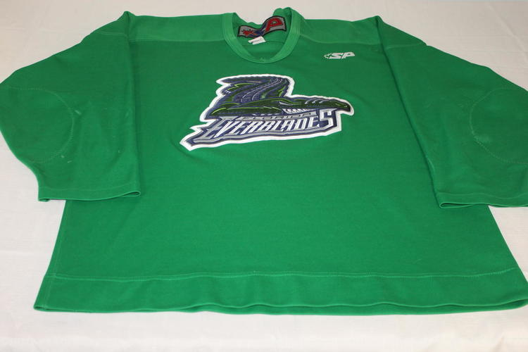 f831e7c9c Florida EverBlades team issued practice Jersey size 56 Pro stock return