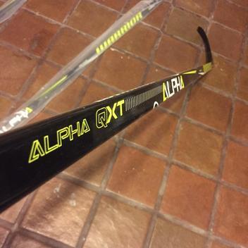 Warrior Alpha Qxt Sold Hockey Sticks Sidelineswap