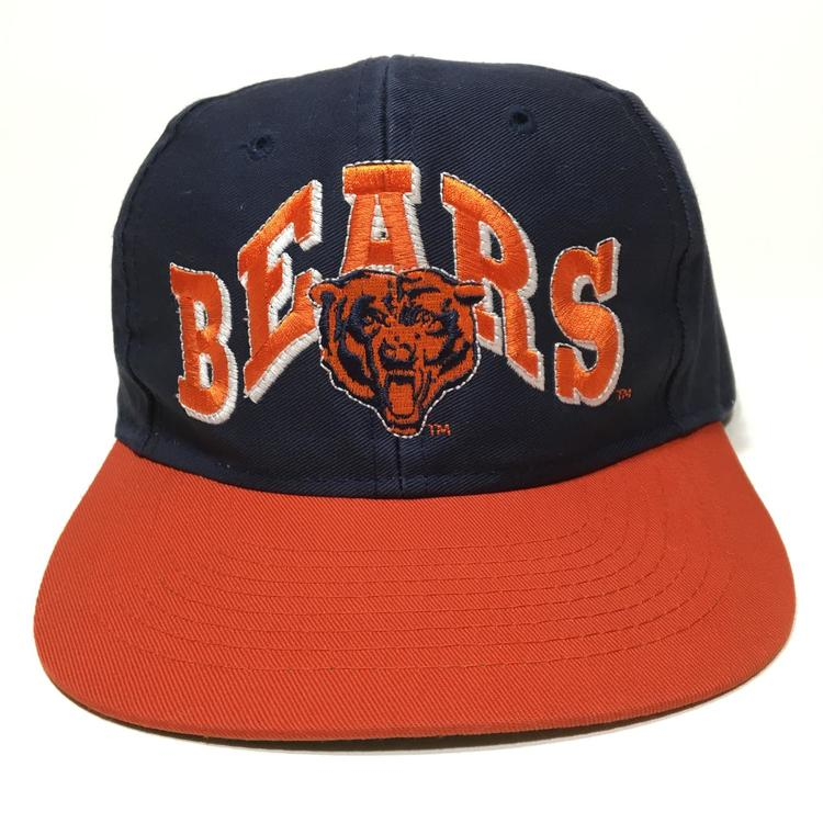 Vintage Chicago Bears Snapback Hat  486e94488da9