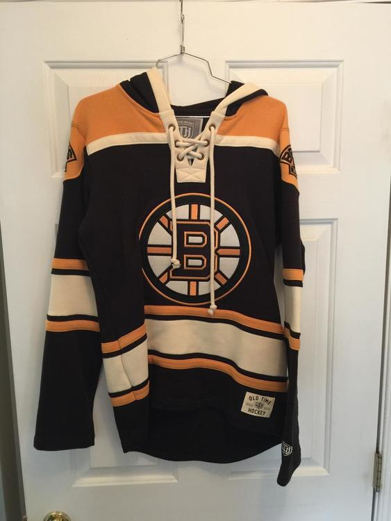 Old Time Hockey Boston Bruins Women s Lacer Hoodie - SOLD 7c78ecb9a40