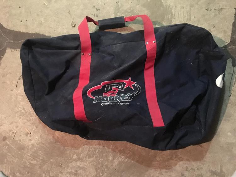 Nike team USA hockey bag ac150ef8988e0