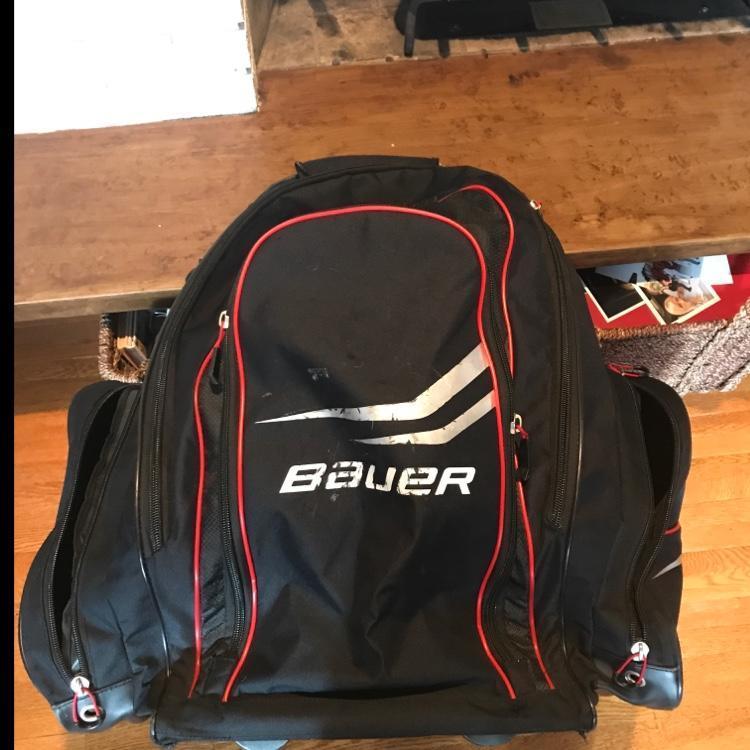 Bauer Roller Hockey Bag