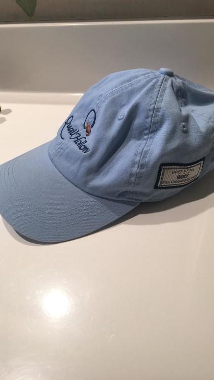 Quail hollow hat golf hats visors apparel sidelineswap quail hollow golf hat altavistaventures Image collections